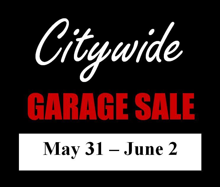 Citywide Garage Sale Sign (JPG)