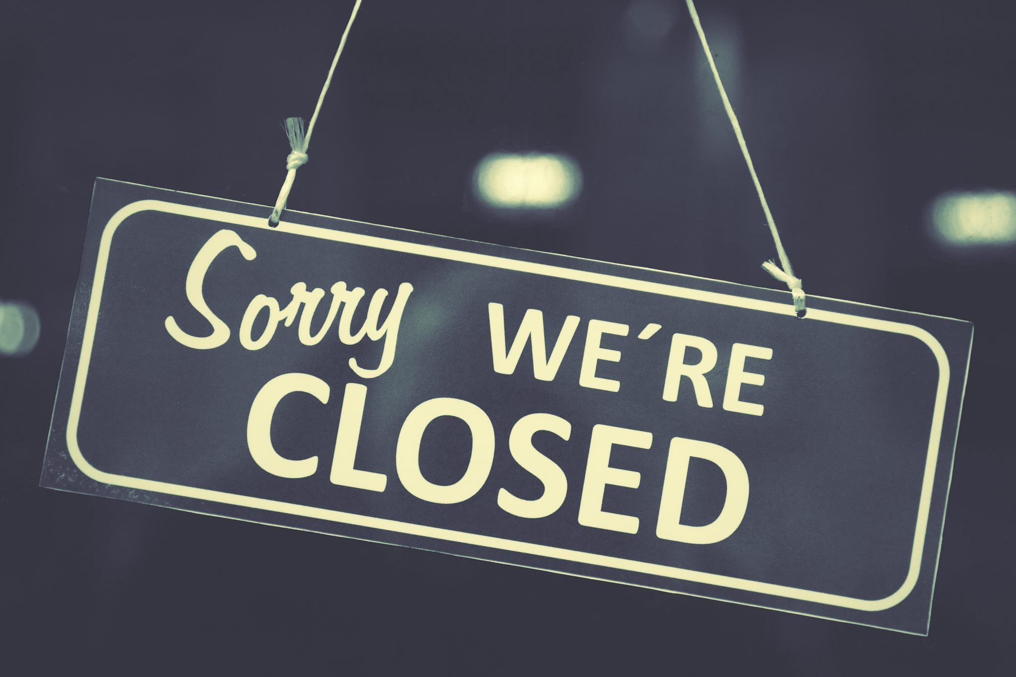 Sorry Were Closed (JPG)