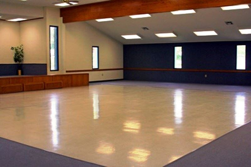 Community Center Stage Room